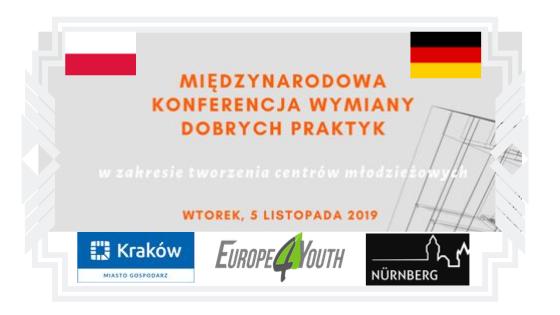 W stronę centrów młodzieżowych – polsko-niemiecka konferencja i seminarium nt. tworzenia miejskich centrów młodzieżowych